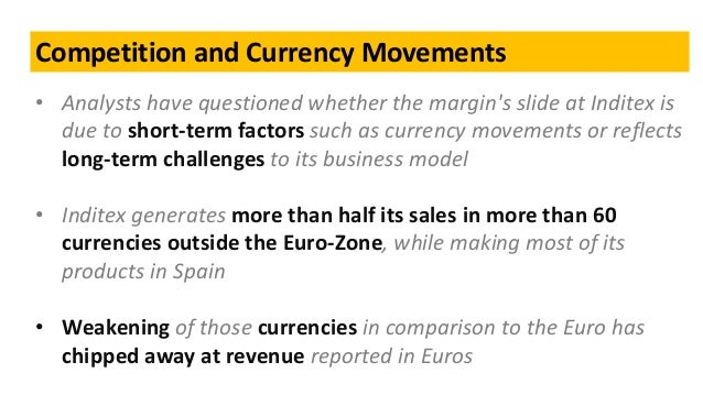 Measuring & Evaluating Financial Performance at Zara