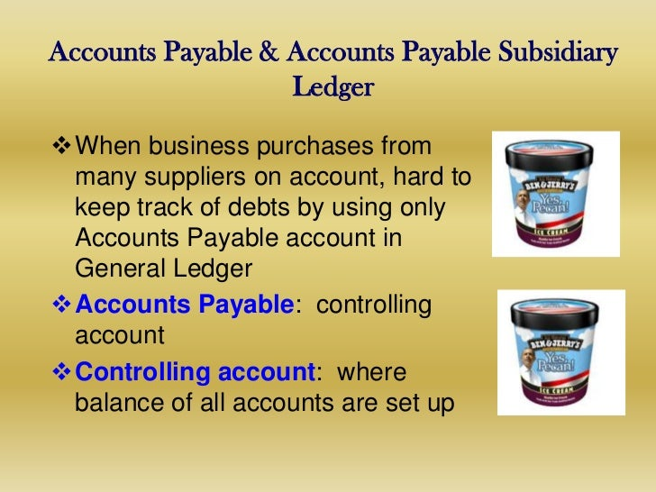 how to keep track of accoutns payable