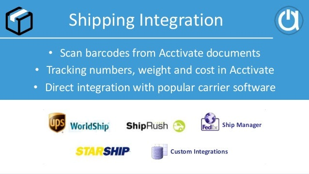 Acctivate Inventory Management Software Basics