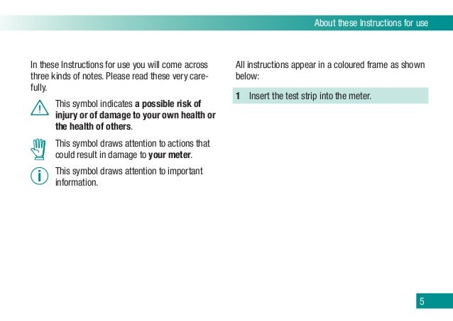 accu chek active instructions