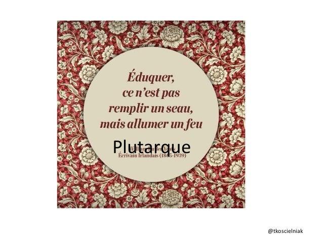@tkoscielniak   Plutarque