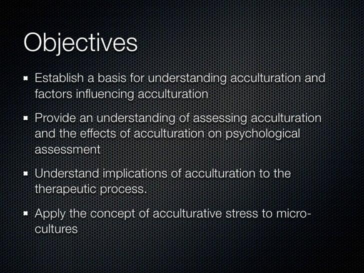 Acculturation Slide 2
