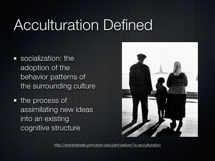 Acculturation Slide 3