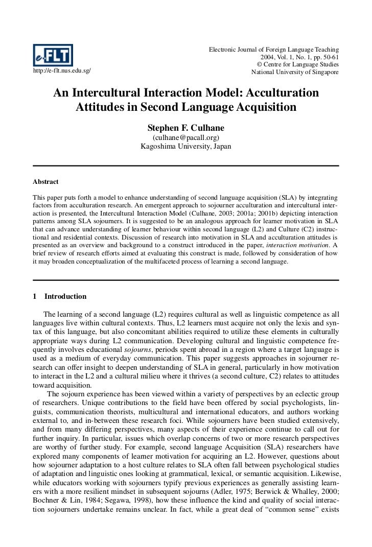 Electronic Journal of Foreign Language Teaching                                                                           ...