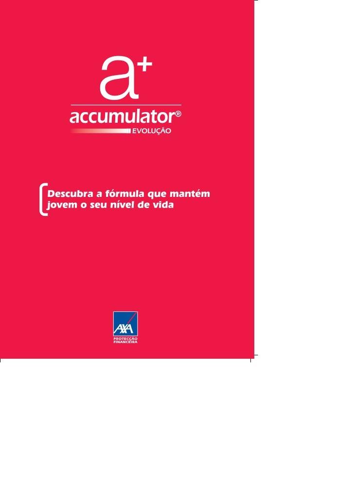Accumulator Brochura Apresentacao