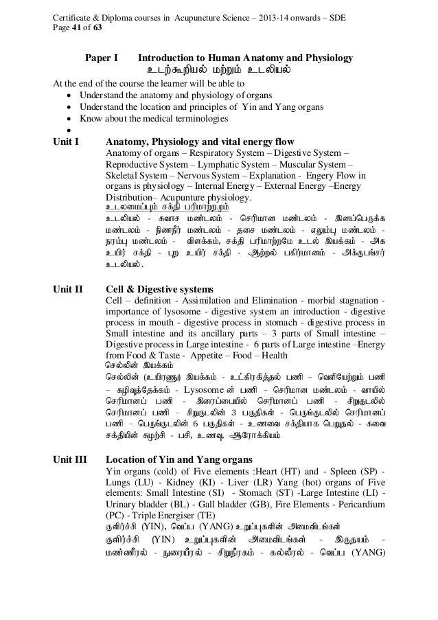Schön Anatomy And Physiology Diploma Zeitgenössisch - Menschliche ...