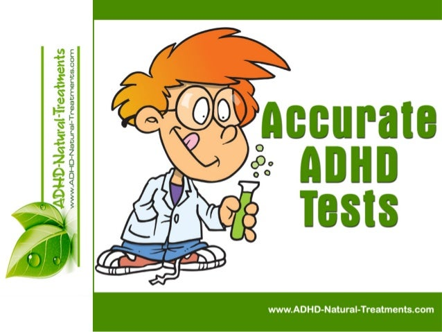 Accurate ADHD Test - Is It Possible?