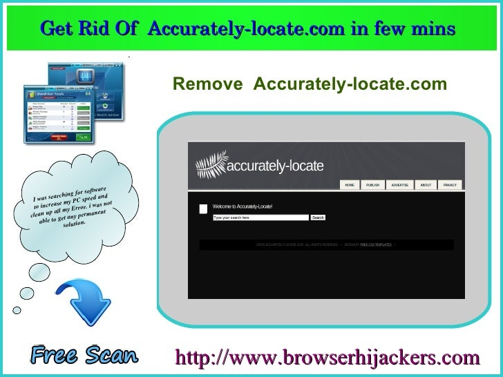 Get Rid Of  Accurately­locate.com in few mins     Get Rid Of  Accurately­locate.com in few mins                           ...