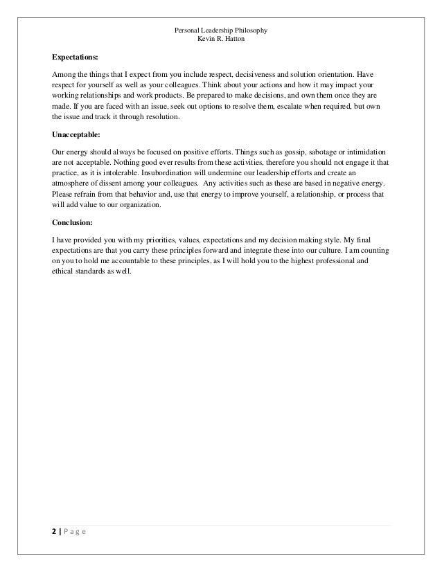 Master of Executive Leadership & Organizational Change (ELOC)
