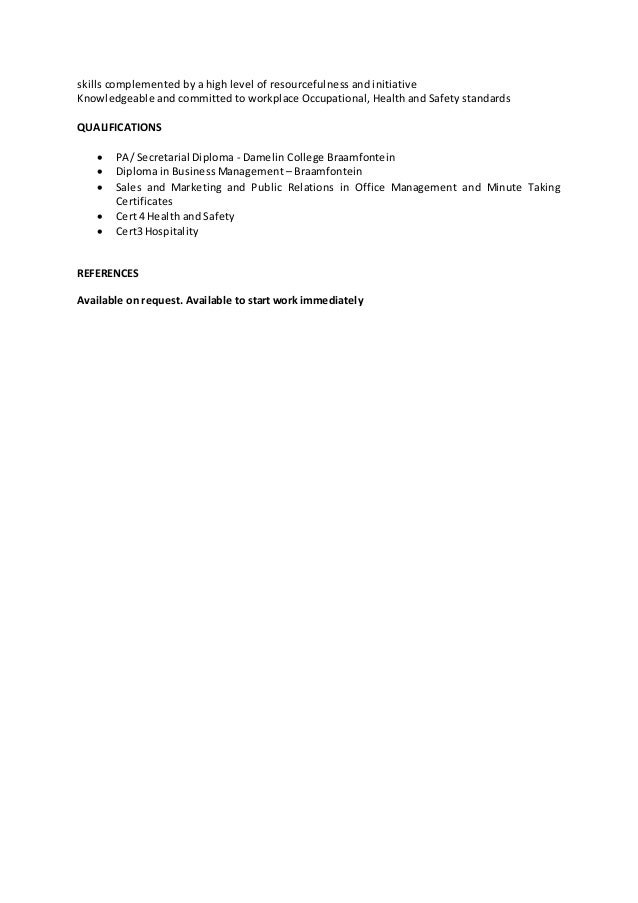 2 skills cover letter selection criteria