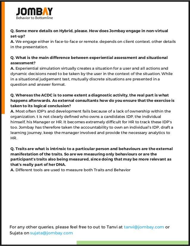 ACDC Playbook - FAQ