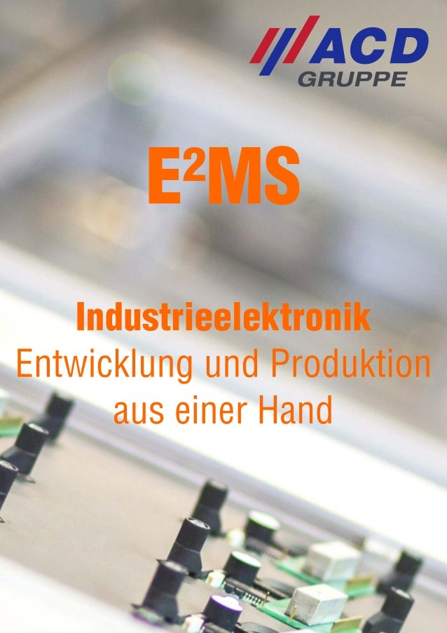 Industrieelektronik/EMS