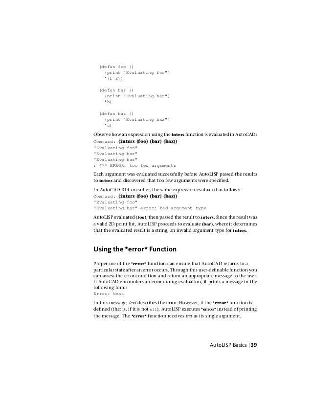 AC 2013 AutoLISP Developers_guide