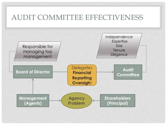 board of directors and audit committee Board in discharging this oversight role, the audit committee is empowered to   the members of the audit committee shall be elected by the board at the.