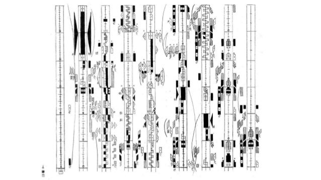While for music we have good (machine readable) representations, we lack these for dance.