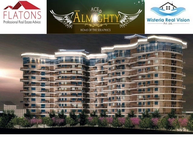 About Ace Almighty:- Thoughtfully Designed 2 BHK semi- furnished condominiums, built with the highest quality of craftsman...