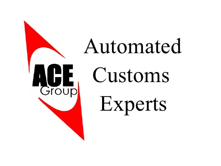 Experts Automated Customs