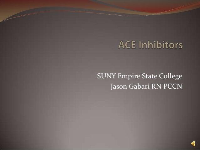 SUNY Empire State College   Jason Gabari RN PCCN