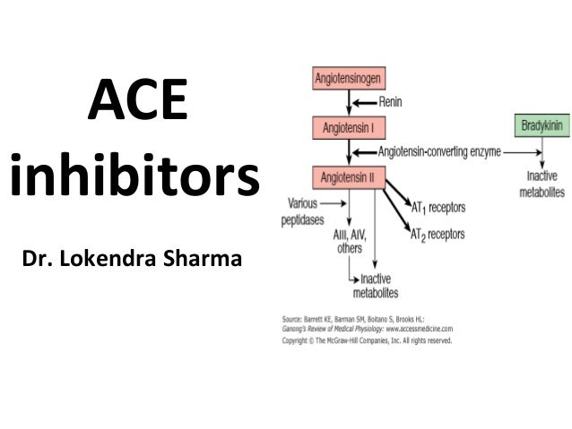 What are ACE Inhibitors?