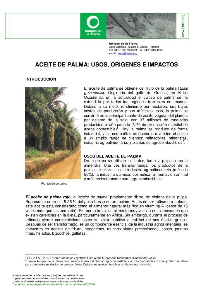 www.tierra.org                                                                       Amigos de la Tierra                  ...