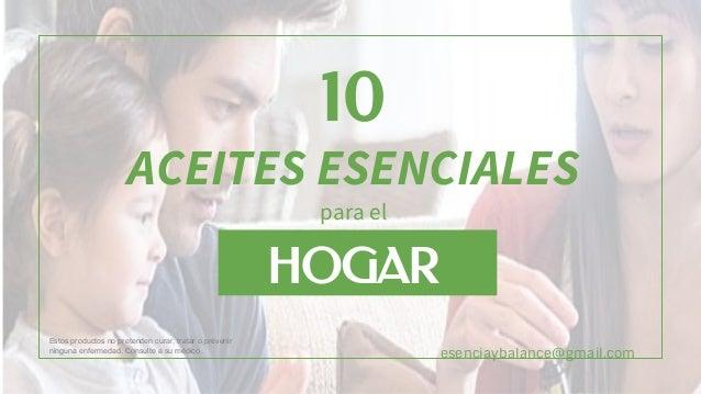 10 aceites esenciales para el hogar for Puertas insonorizadas para el hogar