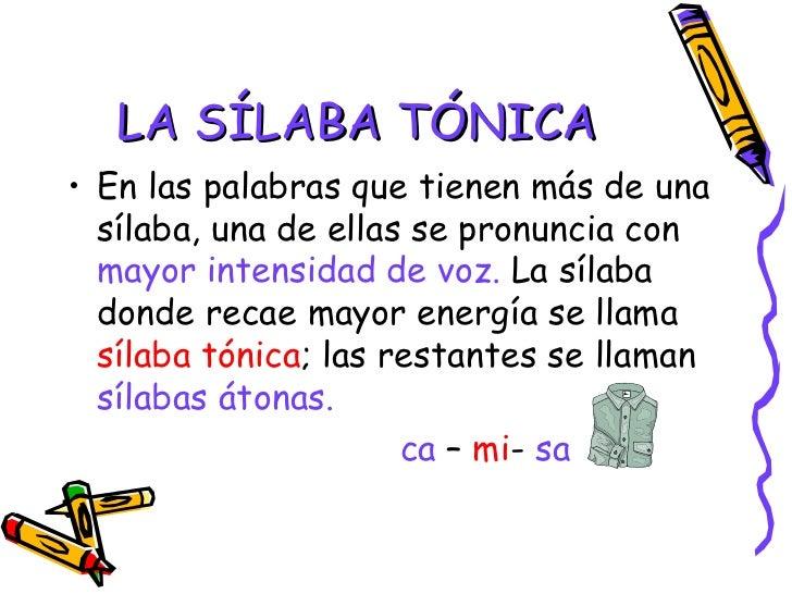 Silabas tonicas yahoo dating