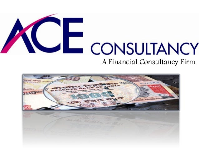 A Financial Consultancy Firm