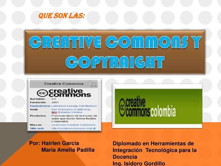 QUE SON LAS:Por: Hairlen García         Diplomado en Herramientas de     Maria Amelia Padilla   Integración Tecnológica pa...