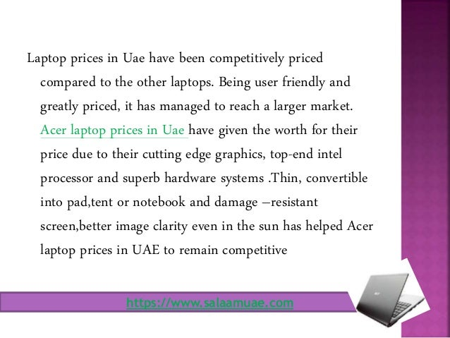 Acer, Dell Laptops at best price in UAE | Mackbook air price