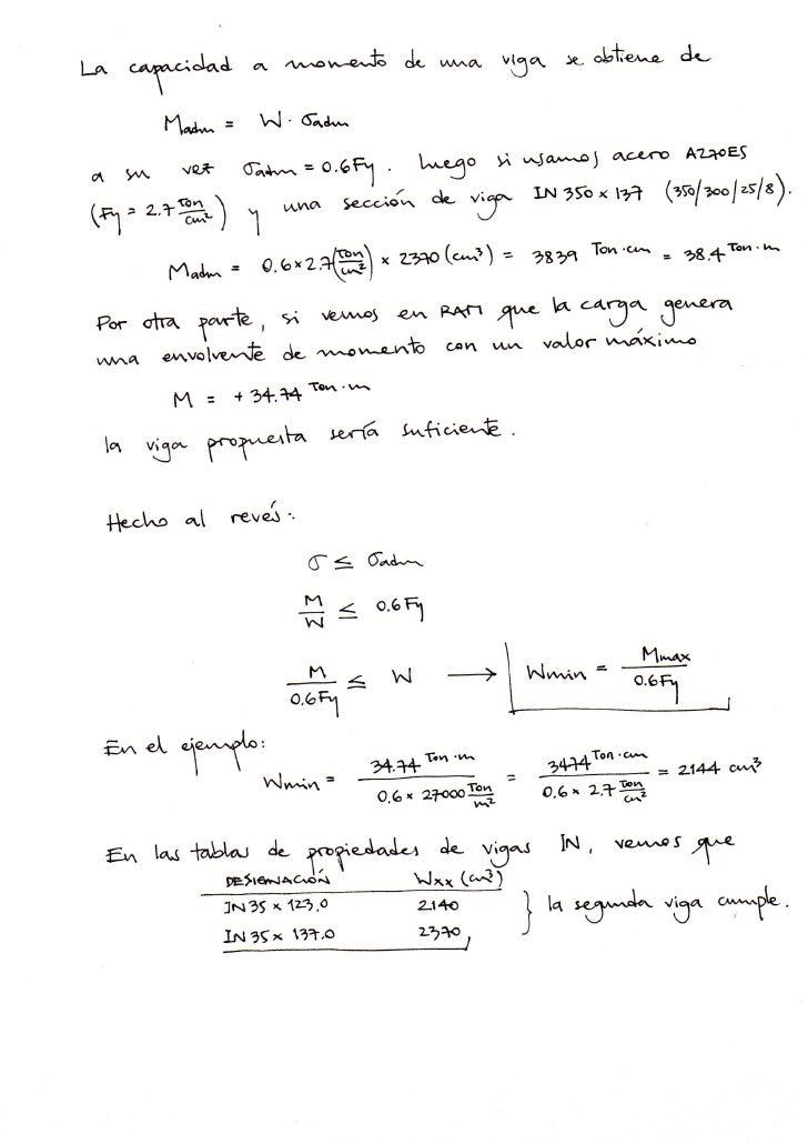Acero   Calculo Simplificado