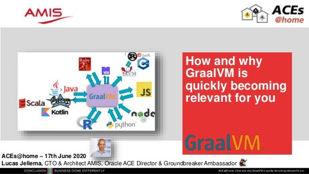 How and why GraalVM is quickly becoming relevant for you ACEs@home | How and why GraalVM is quickly becoming relevant for ...
