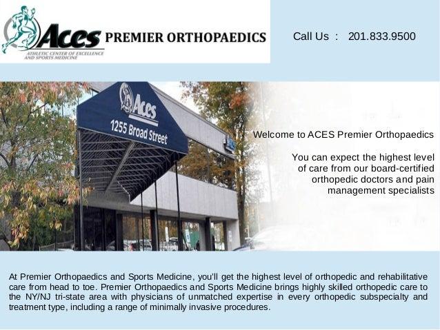 Premier Orthopedics PA - induced info