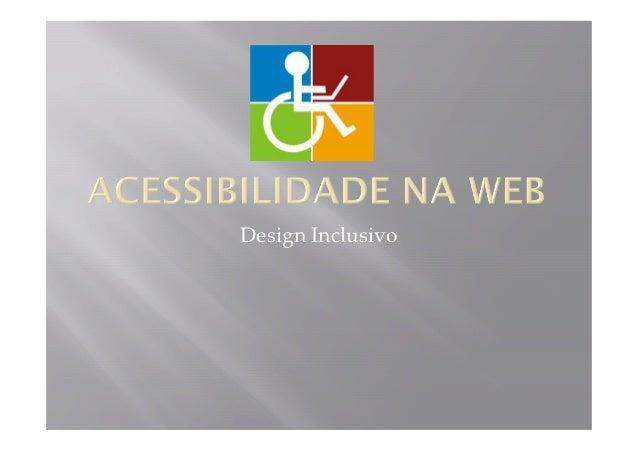 Design Inclusivo