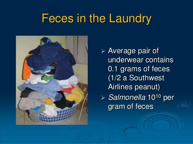 29 Hospital Scrubs Total Bacteria Type of scrub Number of garments Average CFU/sq cm Unwashed hospital 18 180 Home- launde...