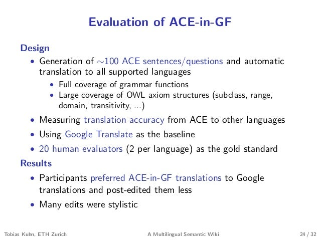 ace translations