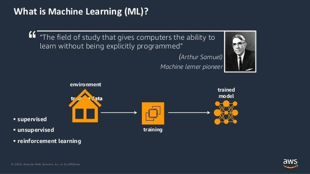 Rendi unica l'offerta della tua startup sul mercato con i servizi Machine Learning di AWS Slide 3