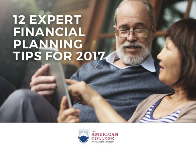 Image result for 12 Expert Financial Planning Tips For 2017
