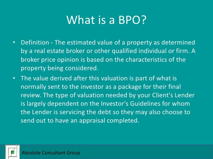 broker opinion of value template - acg bpo what do i need to know