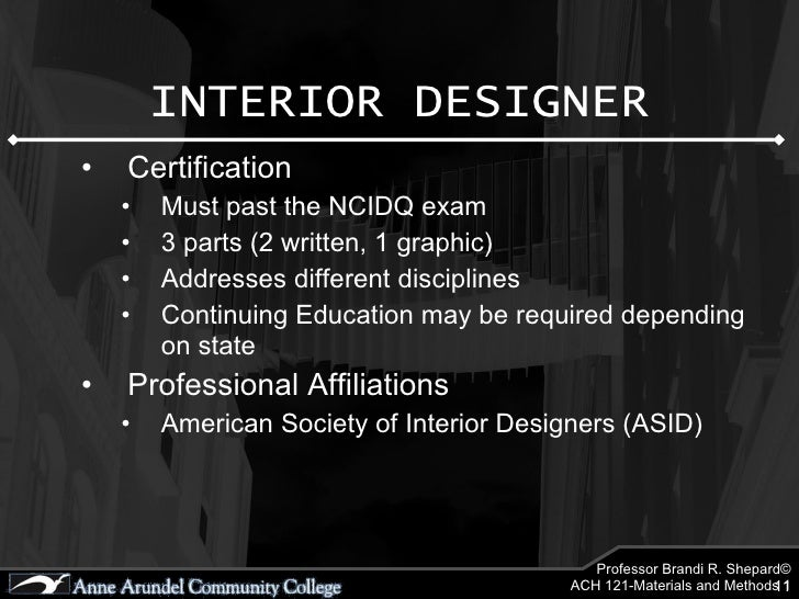 Ach 121 Lecture 01 Arch Industry
