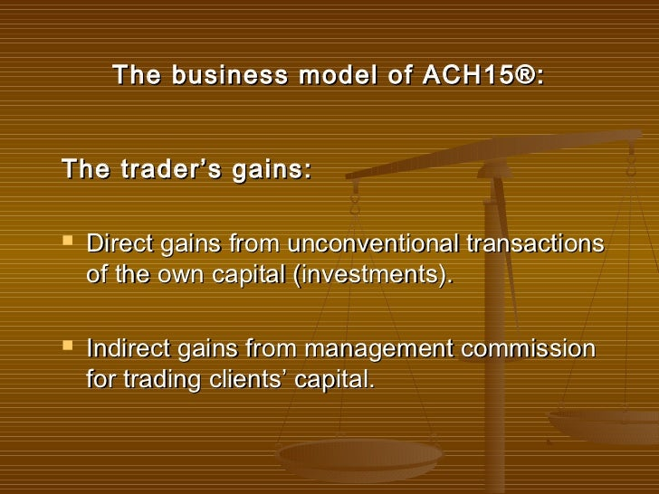 Forex trading transactions