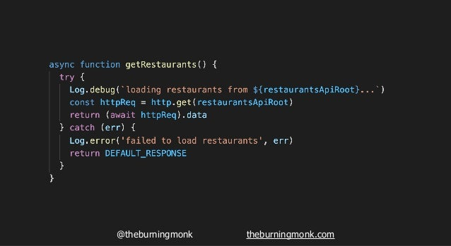 @theburningmonk theburningmonk.com hypothesis: API would timeout and our try-catch would handle it and return default resp...