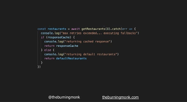 @theburningmonk theburningmonk.com outcome: a more resilient system