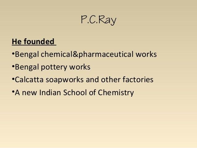 Acharya Prafulla Chandra Ray
