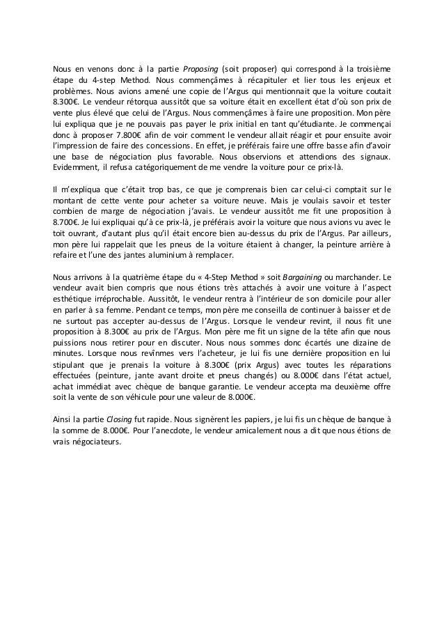 Negotiation Bootcamp Assignment FR Slide 2