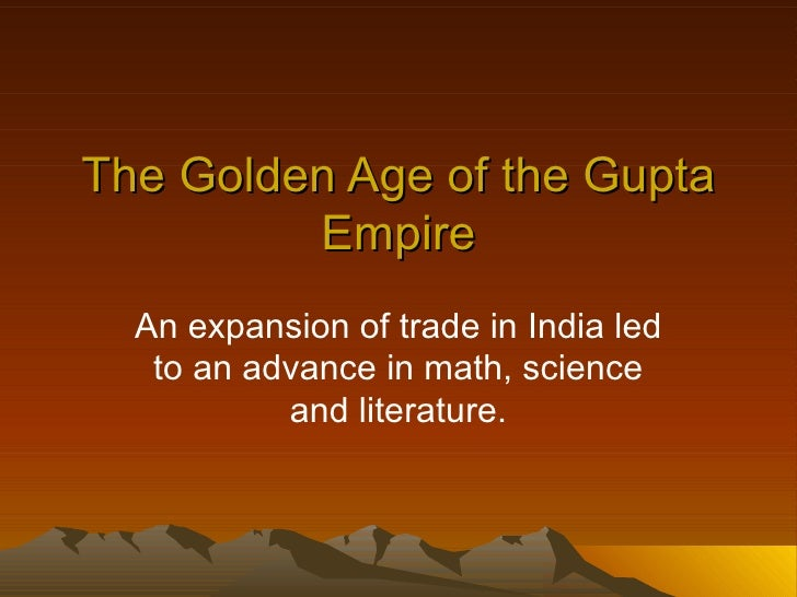 gupta empire and golden age Melhor resposta: the period between the 4th century and 6th century ce is known as the golden age of india because of the large achievements indians made.