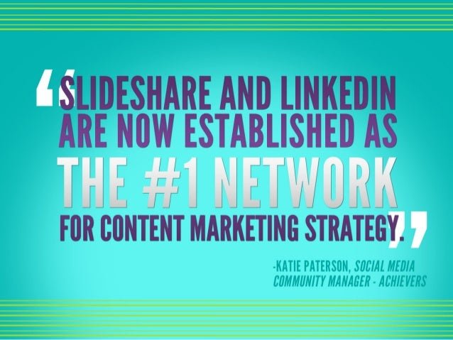 WANT T0 LEVERAGE SLIDESHARE FDR GDNTENT MARKETING AND LEAD GENERATIDN?  GHEGK 00T SLIDESHARE PRO FOR SMALL BUSINESS  AND  ...