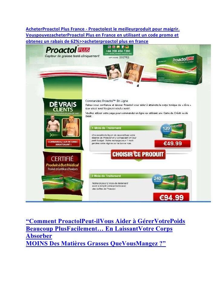 AcheterProactol Plus France - Proactolest le meilleurproduit pour maigrir.VouspouvezacheterProactol Plus en France en util...