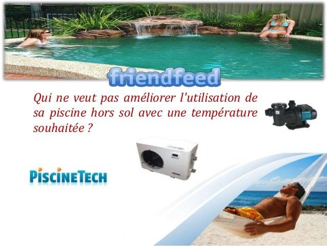 Rechauffeur de piscine hors sol stunning with rechauffeur for Rechauffeur petite piscine