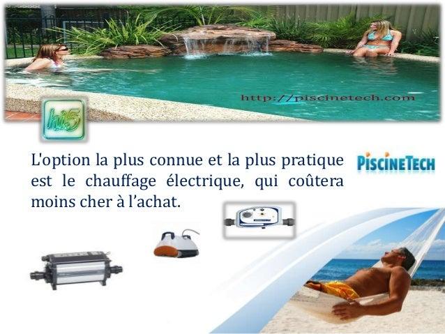 Acheter Un Rchauffeur lectrique Pour Piscine Hors Sol Avec Facilit