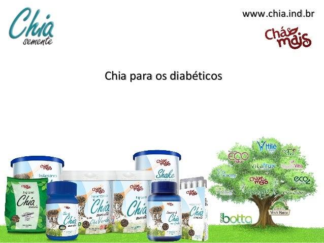 www.chia.ind.brChia para os diabéticos